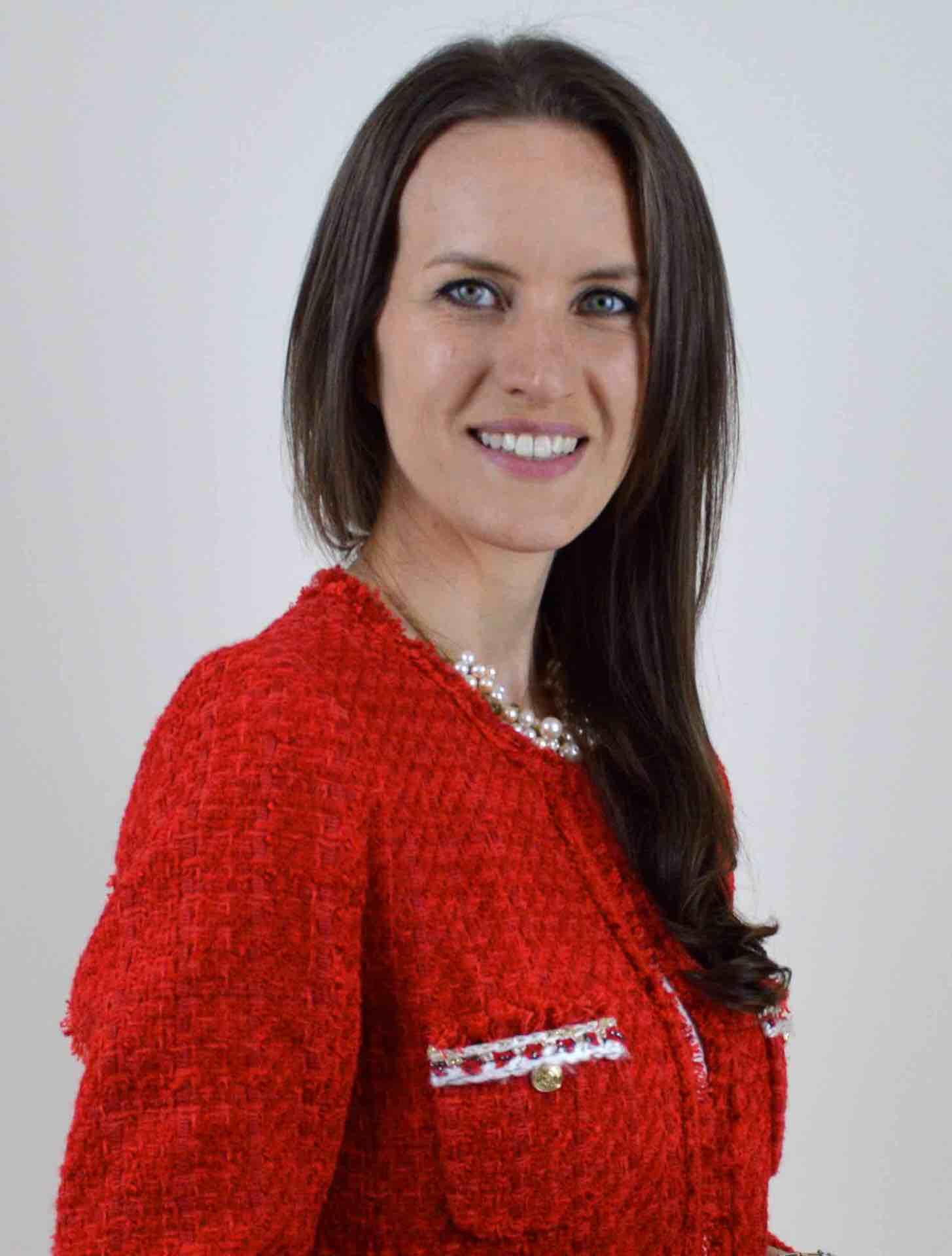 Portrait of Sophie Morris Millharbour