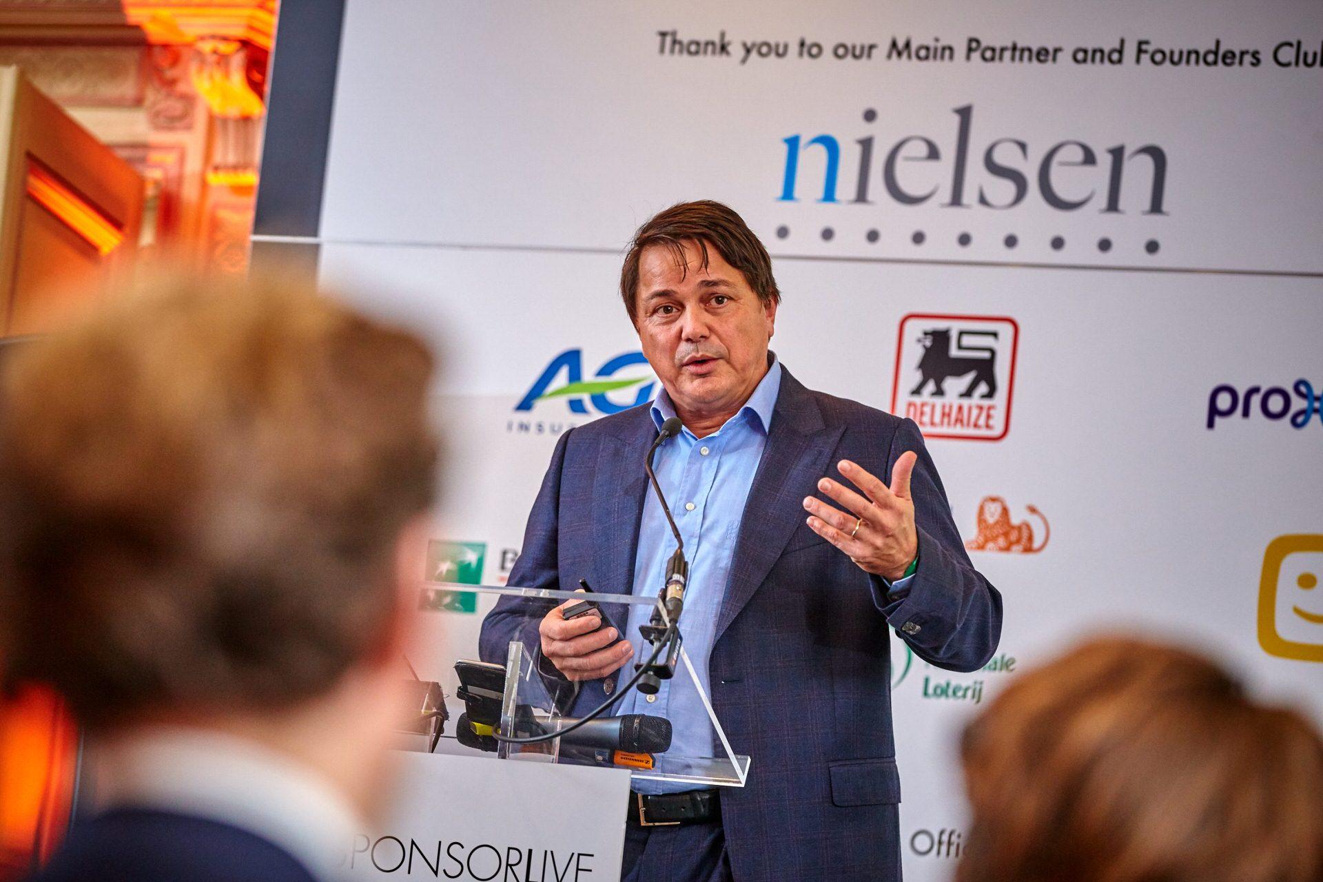 Speaker at SponsorLive 2017
