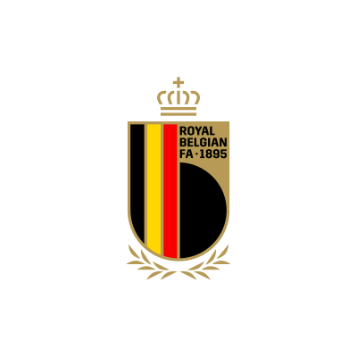 Royal Belgian Football Association logo