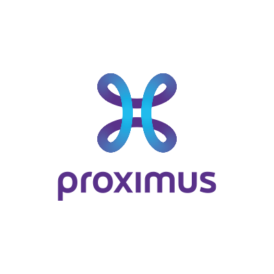 Logo of Proximus